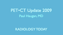 PET-CT Update 2009