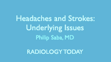 Headaches and Strokes: Underlying Issues