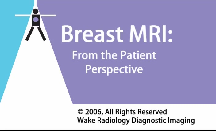 Breast MRI: From the Patient Perspective