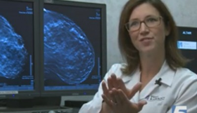 3-D Mammograms Help Doctors Catch More Tumors, Reduce Stress