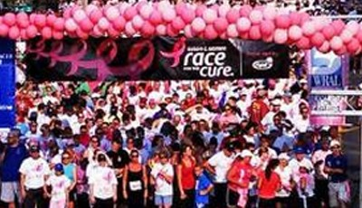 Wake Radiology Goes Komen to Support Breast Cancer Awareness