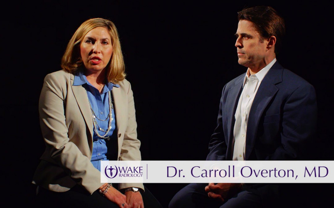Interview with Carroll Overton, MD