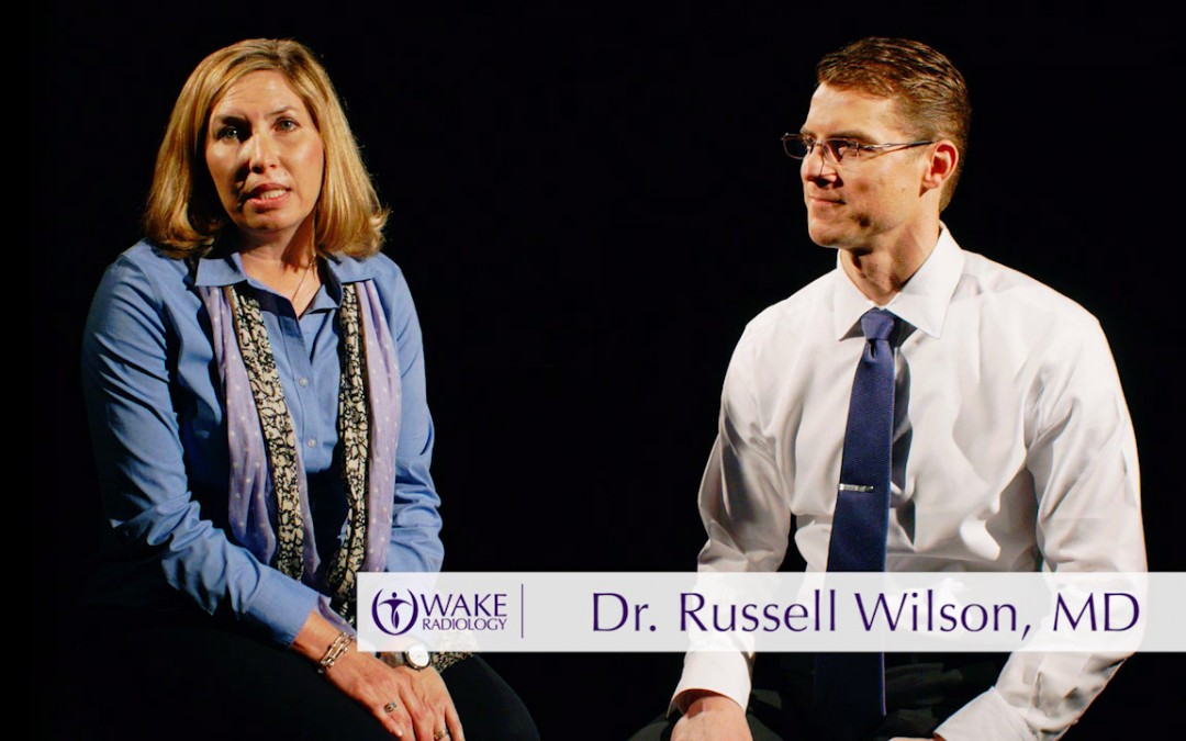 Interview with Russel Wilson, MD