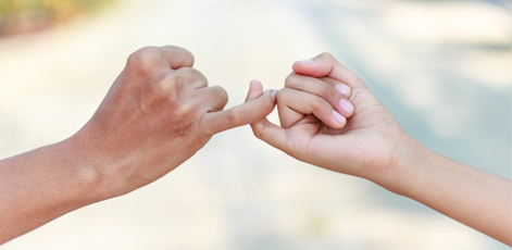 Wake Radiology Asks Local Women to Make a Pinky Promise Pledge