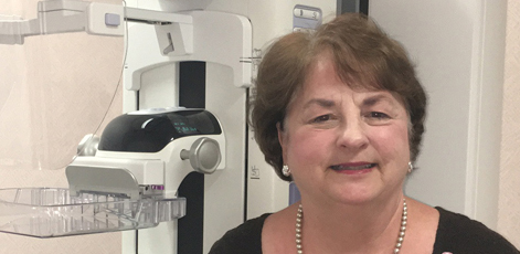 Sharing My Experience with 3D Mammography Continues to Change My Life