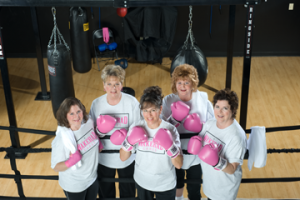 Boxing-survivor group