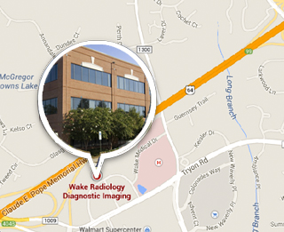 WAKE RADIOLOGY CARY