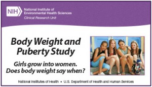 ClinicalTrial-BodyWeight Puberty
