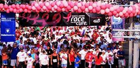 Wake Radiology Extends Partnership with Susan G. Komen Race for the Cure