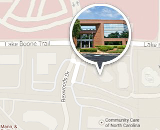 WAKE RADIOLOGY WEST RALEIGH PEDIATRICS