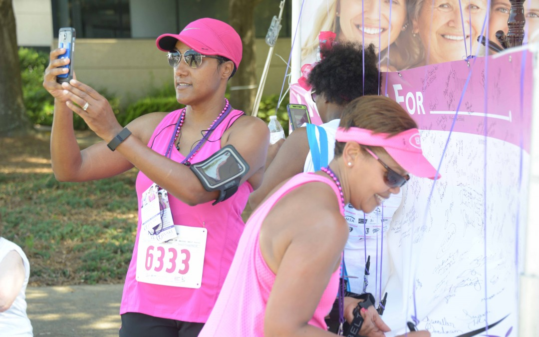 Survivors and Supporters Make the 2016 Komen Race for the Cure a Big Success