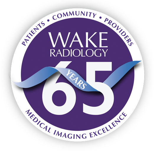 Wake Radiology Announces Year-Long Care Campaign to Celebrate 65th Anniversary
